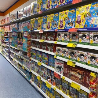 B&M's brand new store in Havant stocks a huge selection of the latest toys and games for boys and girls of all ages, from action figures and dolls to board games and role play toys!