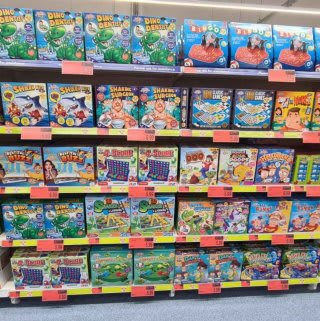 B&M's brand new store in Doncaster stocks a huge selection of the latest toys and games for boys and girls of all ages, from action figures and dolls to board games and role play toys!