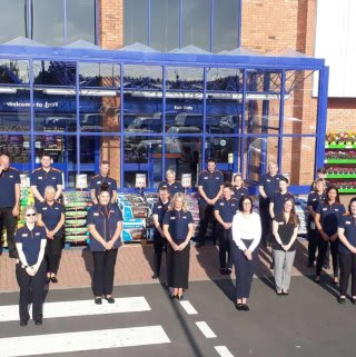 The store team is ready and the ribbon's been cut! B&M is open for business in Washington! You'll find B&M's newest store located close to the town centre at Peel Retail Park.