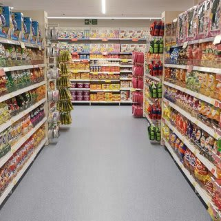 You'll find a huge range of everyday grocery essentials at B&M's new store in Mold.