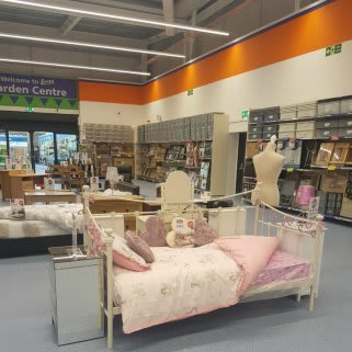 A first glimpse of the amazing furniture on sale at B&M Protlethen