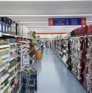 A sneak peek inside B&M Congleton, B&M's newest store at Congleton Retail Park.