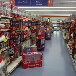 B&M Launceston has plenty of Christmas essentials, ready for Santa's arrival. Browse decorations, lights and wrapping paper.