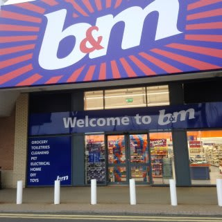 B&M's newest store opened in Edinburgh on Straiton Retail Park on Friday 3rd November 2017