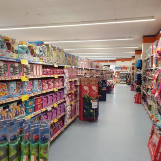 Locals can browse B&M's extensive range of toys and games at the new Bargains Store at Parc Tawe Retail Park, Swansea