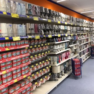 B&M stock a great range of homewares, including lighting fixtures, fittings and lamp shades.