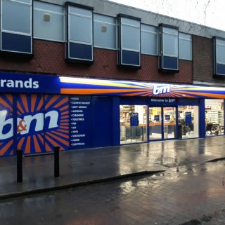 B&M's newest store opened in Bishop's Stortford, 23 - 31 South Street.