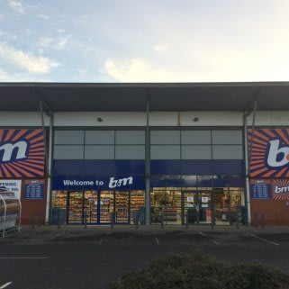 B&M have opened their latest store in Belfast, at Drumkeen Retail Park.