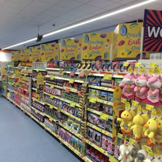 B&M have a huge selection of Easter eggs to choose from at their new Belfast store at Drumkeen Retail Park.