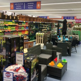 B&M stock a wide range of garden furniture, available at the new store at Drumkeen Retail Park.