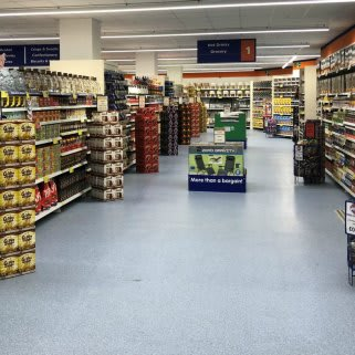 Grab all your grocery items and everyday food essentials at B&M's newest store, located at Thackeray Mall, Fareham.