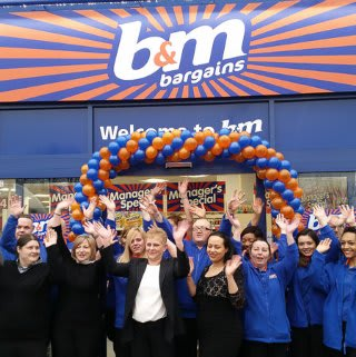 New store opening in Tolworth