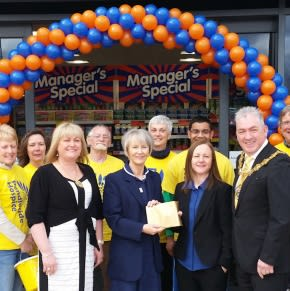 Colne Store Opening