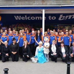 Doncaster Chruch View Store Opening