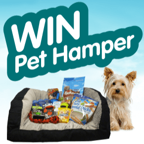Win the Puuurfect Hamper for your Pet