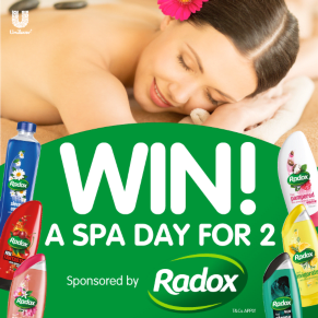 B&M BIG Giveaway - Winner of the Spa Day for 2