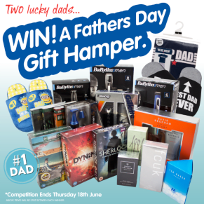 B&M Big Giveaway - 2 Lucky Winners Will Share This Father's Day Hamper
