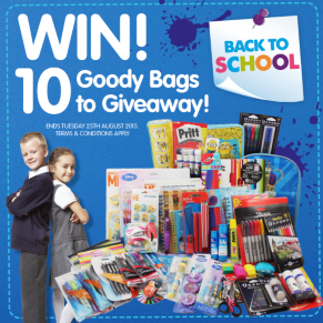B&M's BIG Giveaway - Win a Back to School Goody Bag