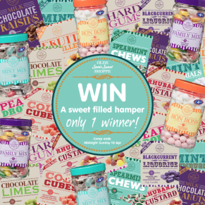 WINNER ANNOUNCEMENT - Sweet Shop Hamper Competition