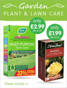 Save on Garden Chemicals at B&M.