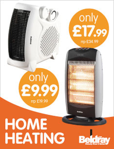 Save on Heating at B&M.