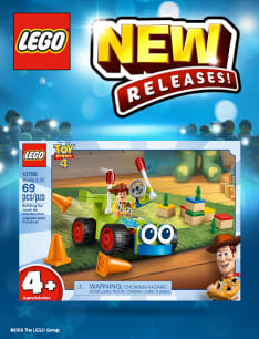 Save on New LEGO at B&M