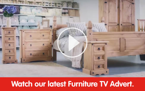 Watch the latest B&M Furniture TV advert.