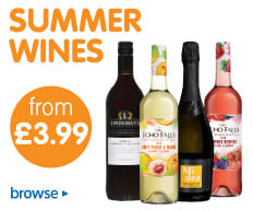 Big savings on summer wines from B&M.