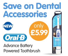 Save on toothbrushes at B&M.