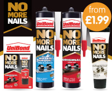 Save on Unibond at B&M.