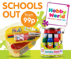 Schools out for Summer at B&M.