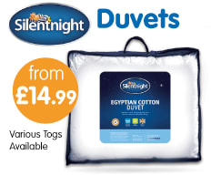 Save on Silentnight at B&M.