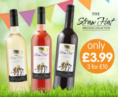 Save on Straw Hat Wine at B&M.