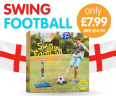 Save on Swing Football at B&M.