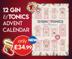 Save on Gin Advent Calenders at B&M.
