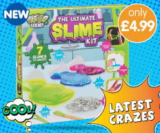 Save on craze toys at B&M.