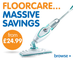 Floorcare. Massive savings