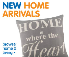 New Home Arrivals