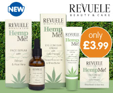 save on Hemp Me! at B&M.