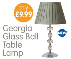 New lamps now in store at B&M.