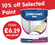 Save on selected paint at B&M.