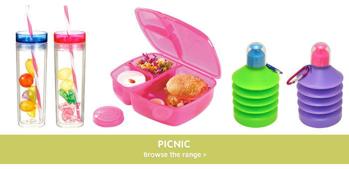Save on Picnic essentials at B&M.
