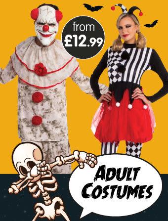 Halloween Accessories Fancy Dress Costumes Decorations