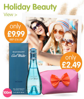 Holiday Beauty bargains from B&M Stores.