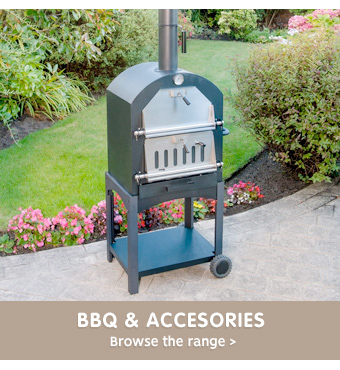 Save on BBQ's at B&M.