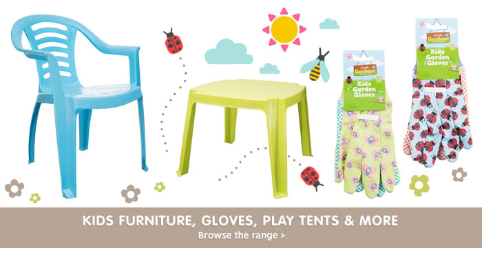 Save on kids outdoor accessories at B&M.