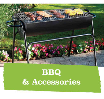 Save on BBQs and Accessories at B&M.