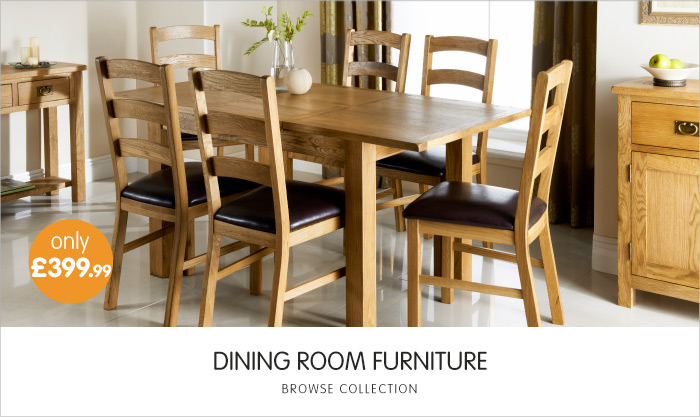 Find dining room furniture