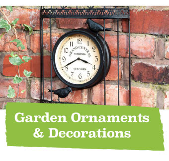 Save on Garden Ornaments at B&M.