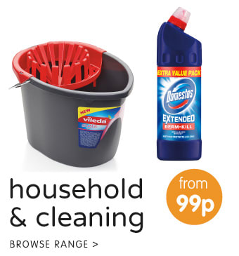 Browse Household at B&M.